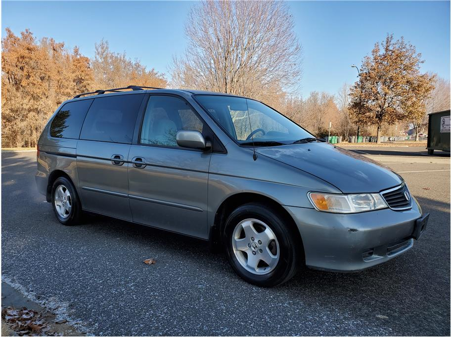 2001 Honda Odyssey Van