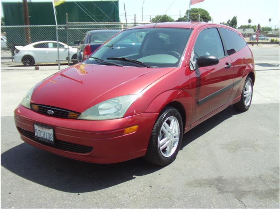 2003 Ford Focus Car