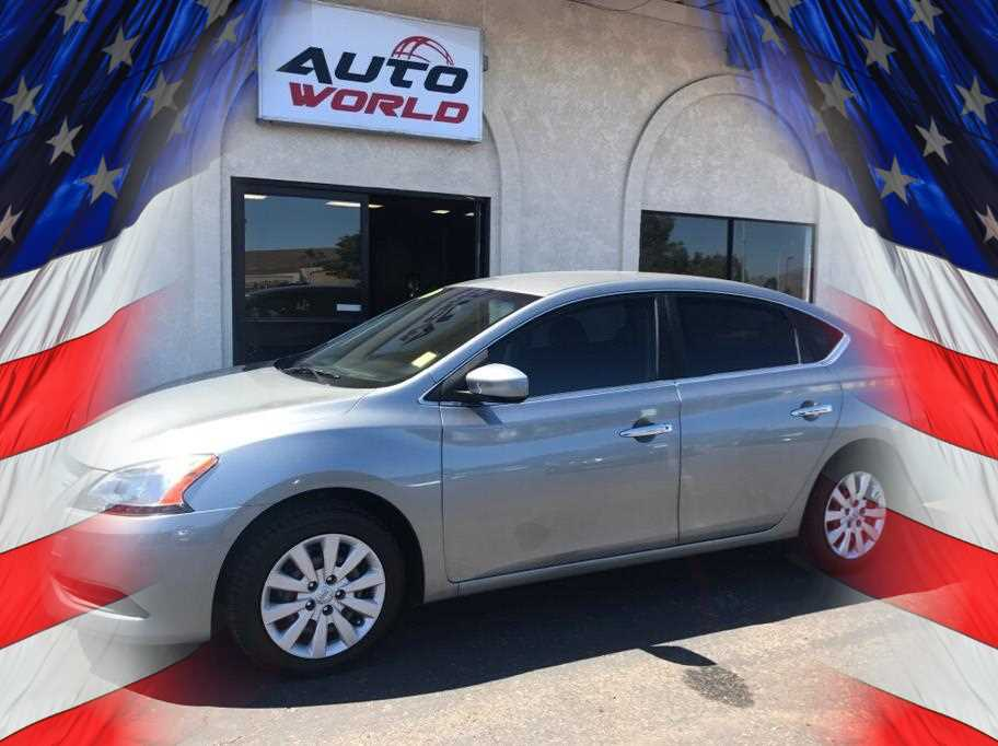 2013 NISSAN SENTRA SV SEDAN 4D Gray No Color ABS 4-Wheel Air Conditioning Alarm System AMFM