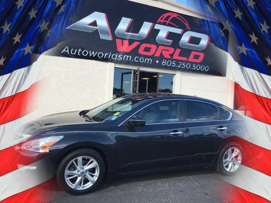 2013 NISSAN ALTIMA 25 SV SEDAN 4D Gray No Color ABS 4-Wheel Air Conditioning Alarm System A