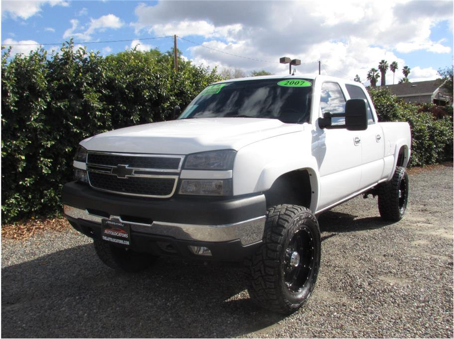 2007 Chevrolet Silverado (Classic) 2500 HD Crew Cab LT Pickup 4D 6 1/2 ft SOLD!!!!