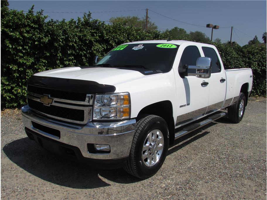 2012 Chevrolet Silverado 3500 HD Crew Cab LT Pickup 4D 8 ft