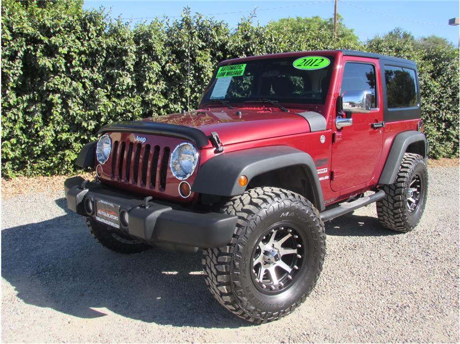 2012 Jeep Wrangler 2.5 inch Lift SOLD!!!