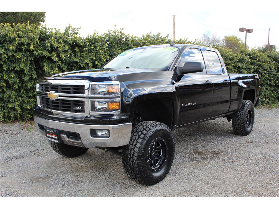 2014 Chevrolet Silverado 1500 Double Cab LT SOLD!!!