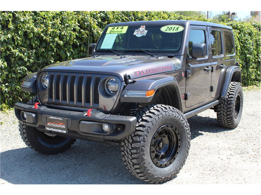 2018 Jeep Wrangler Unlimited All New Rubicon SOLD!!!