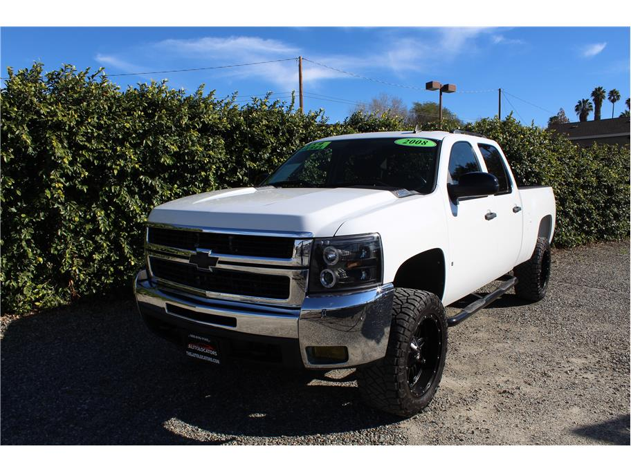 2008 Chevrolet Silverado 2500 HD Crew Cab LT Pickup 4D 6 1/2 ft