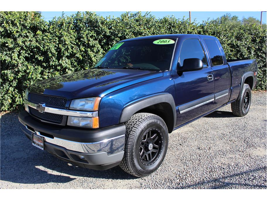 2005 Chevrolet Silverado 1500 Extended SOLD!!!
