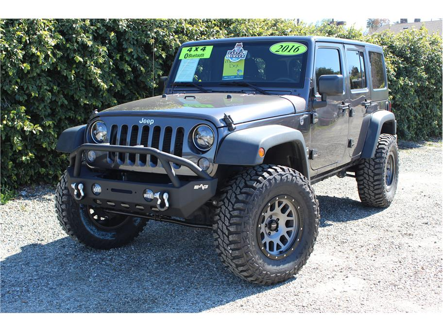 2016 Jeep Wrangler Unlimited Sport S SOLD!!!