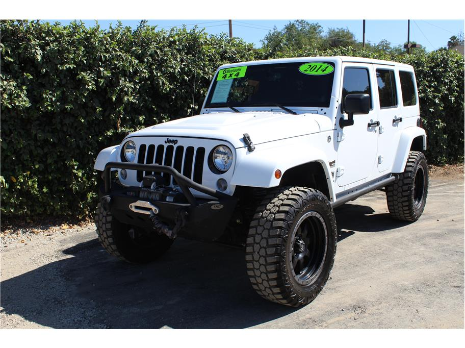 2014 Jeep Wrangler Lifted***SOLD***