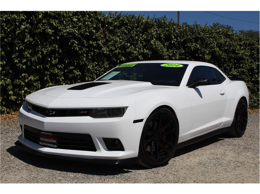 2014 Chevrolet Camaro SS Coupe 2D