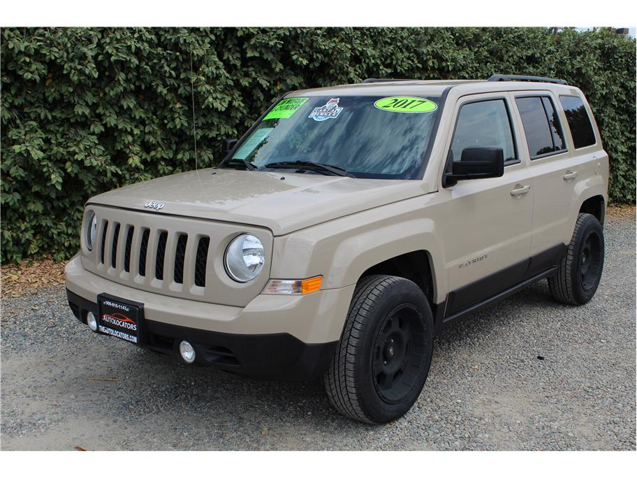 2017 Jeep Patriot High Altitude Edition Sport Utility 4D