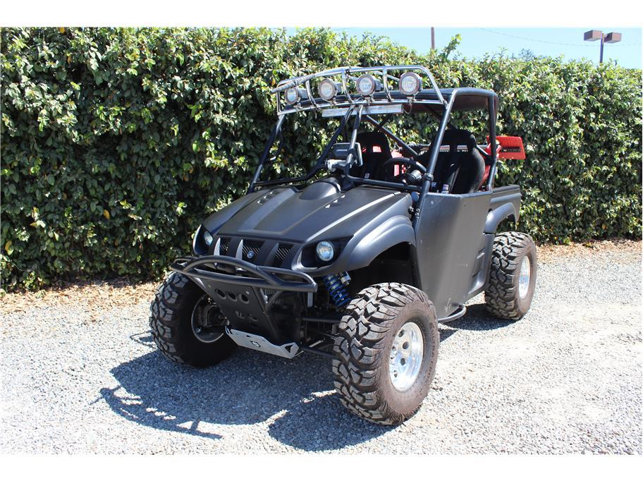 2006 Yamaha YXR660F Special Edition
