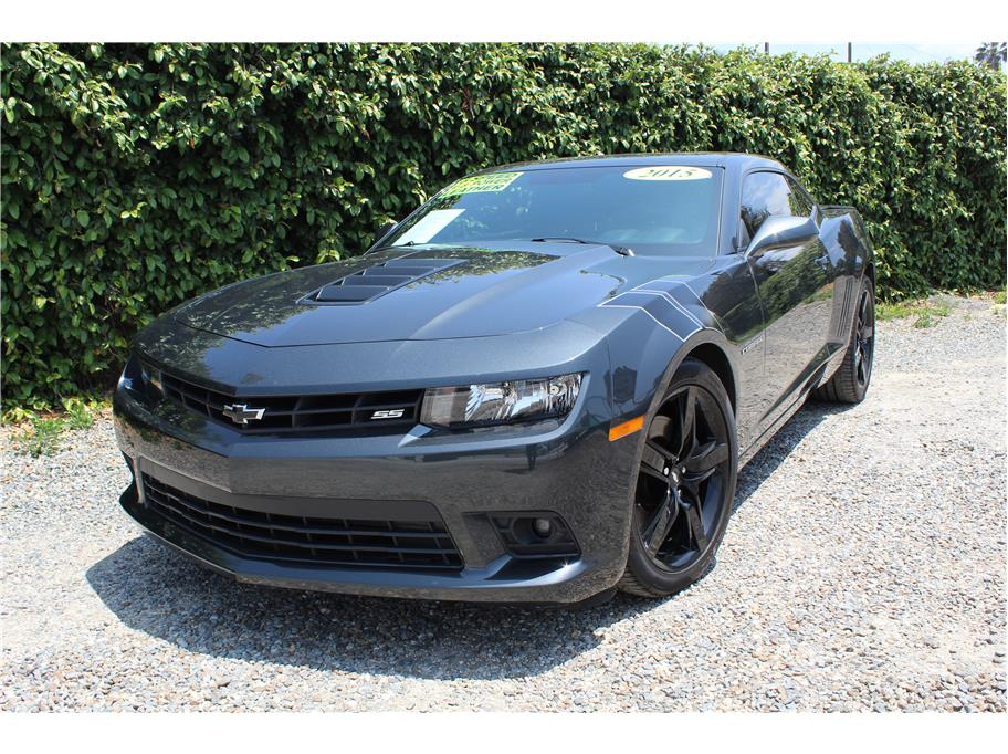 2015 Chevrolet Camaro SS Coupe 2D