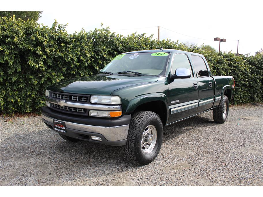 2002 Chevrolet Silverado 1500 HD SOLD!!!