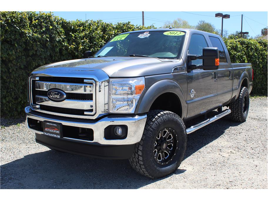 2012 Ford F250 Super Duty Crew Cab Lariat SOLD!!!
