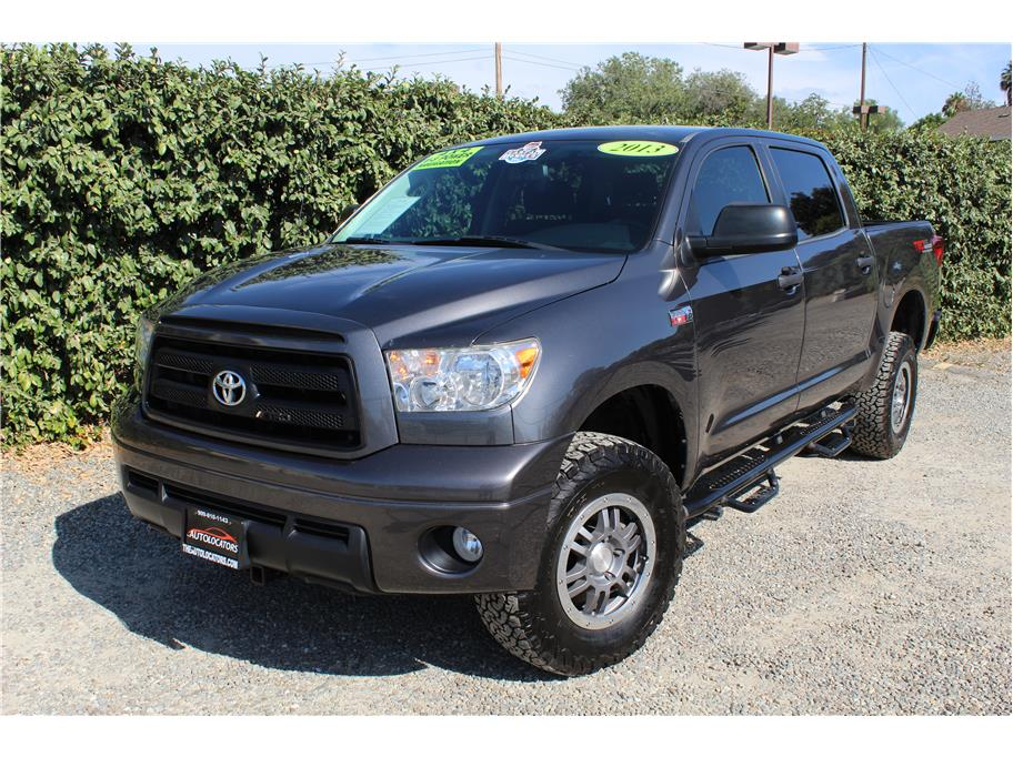 2013 Toyota Tundra CrewMax Pickup 4D 5 1/2 ft