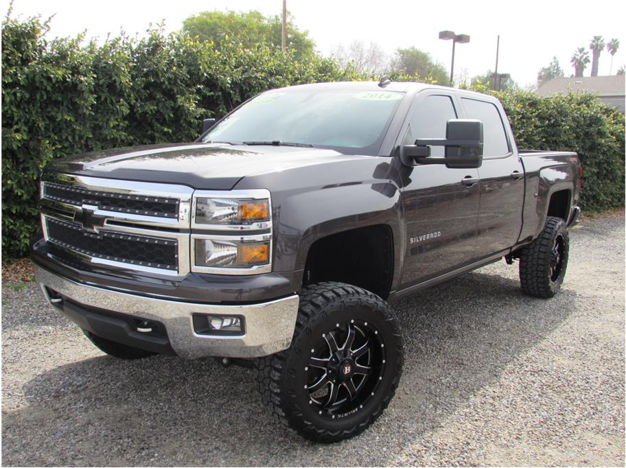 2014 Chevrolet Silverado 1500 Crew Cab Lifted SOLD!!!
