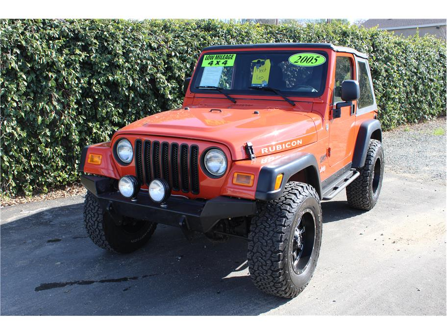 2005 Jeep Wrangler LIfted