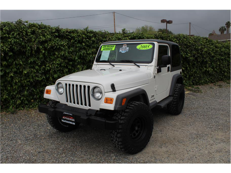 2005 Jeep Wrangler Sport SOLD!!!