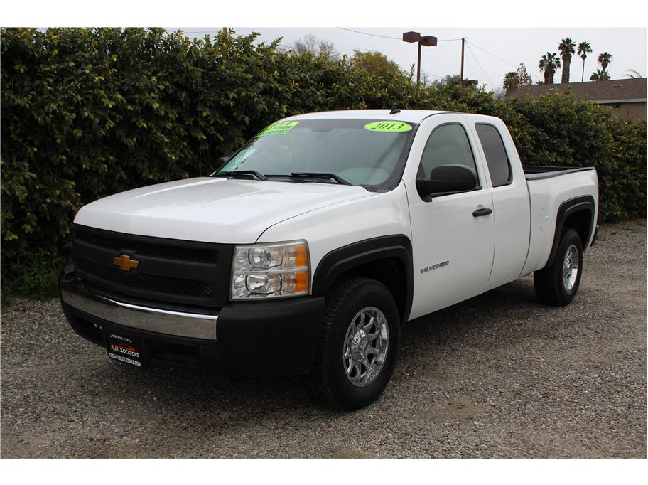 2013 Chevrolet Silverado 1500 Extended Cab Work Truck Pickup 4D 6 1/2 ft