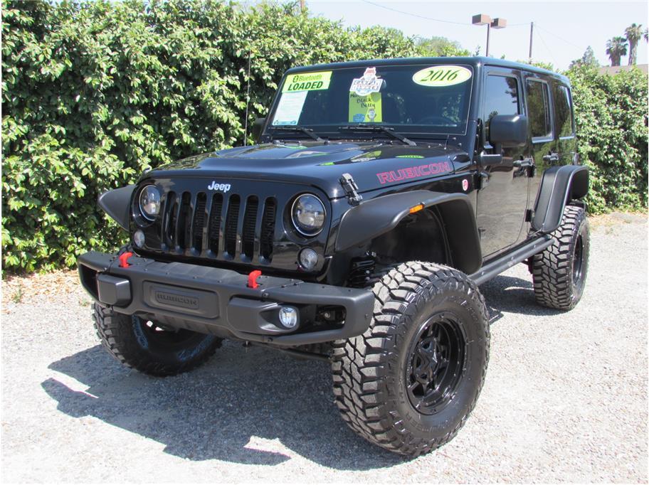 2016 Jeep Wrangler SOLD!!!