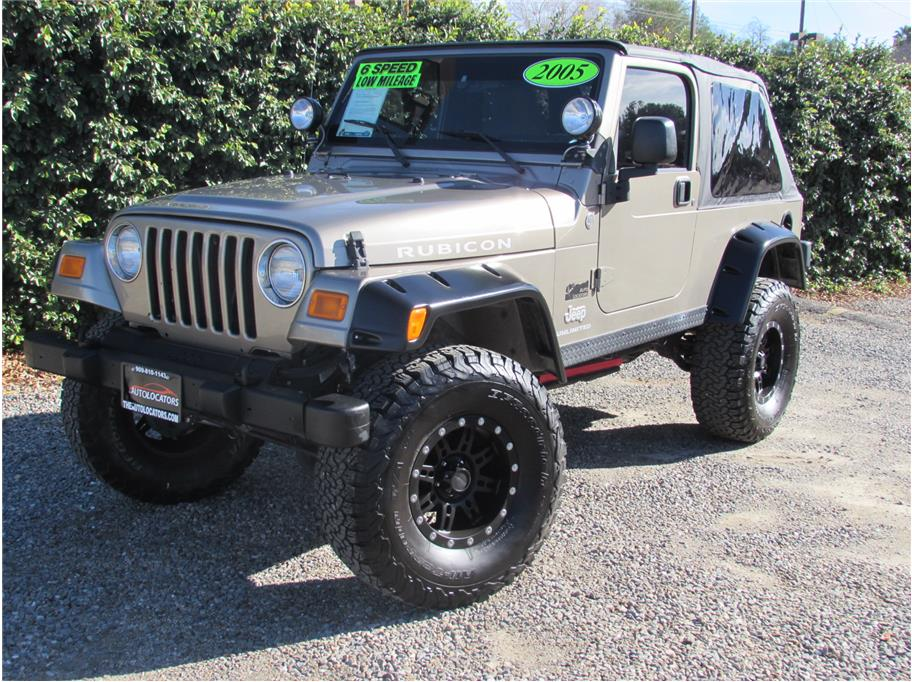 2005 Jeep Wrangler Rubicon Sport Utility 2D SOLD!!!