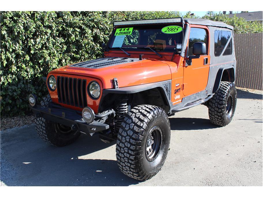 2005 Jeep Wrangler LJ