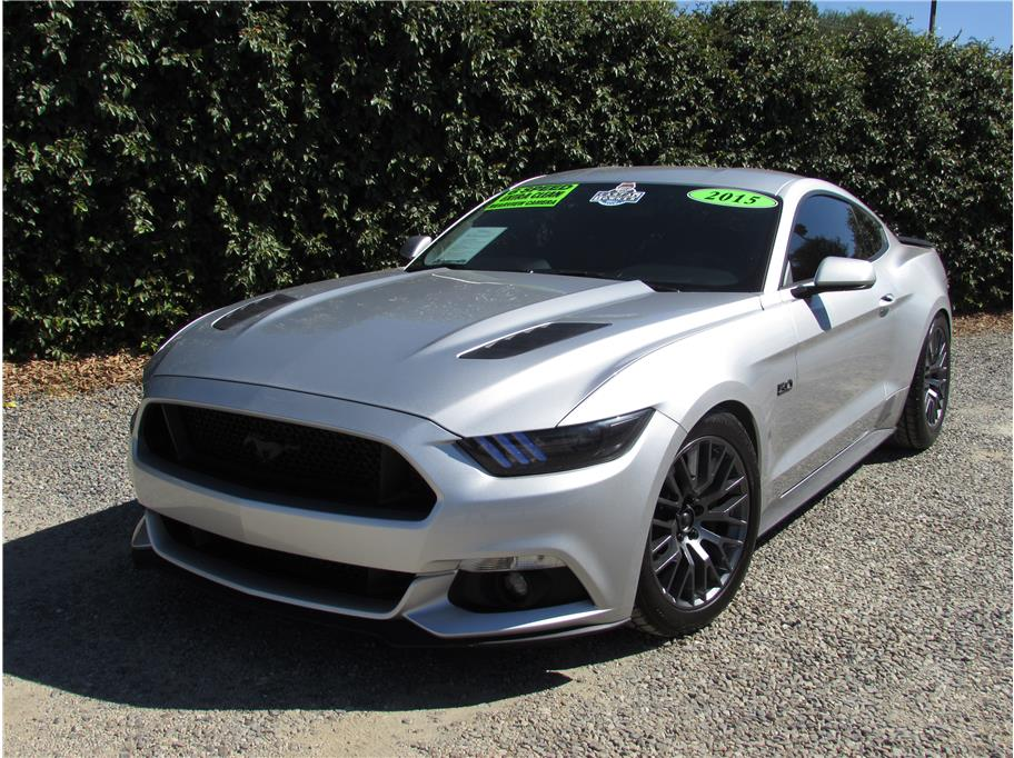 2015 Ford Mustang GT Premium Coupe SOLD!!!