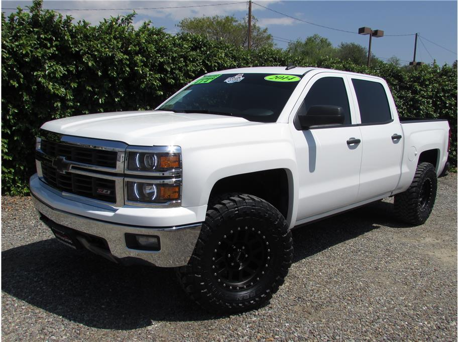 2014 Chevrolet Silverado 1500 Crew Cab LT Pickup 4D 5 3/4 ft SOLD!!!
