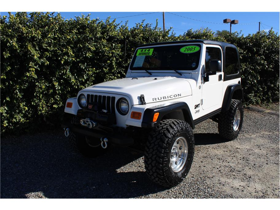 2005 Jeep Wrangler Rubicon SOLD!!!