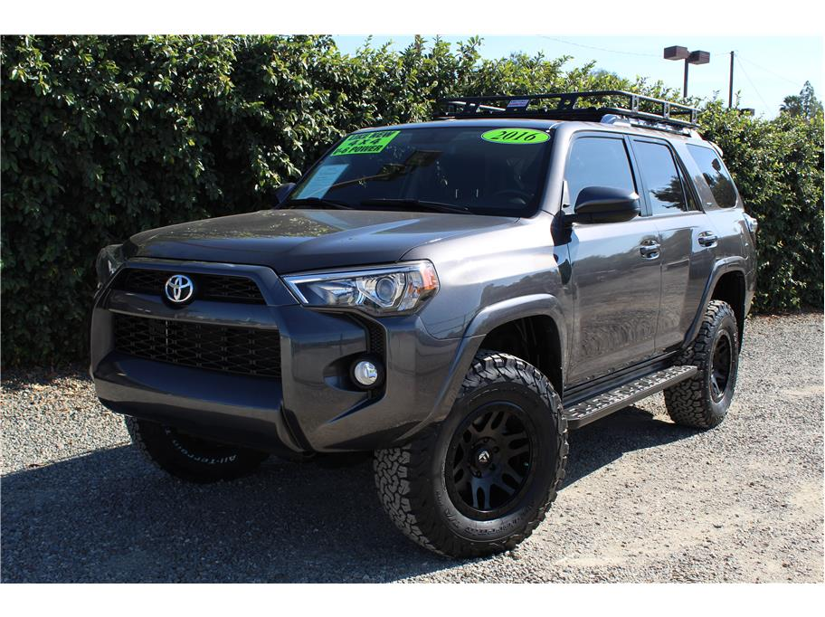 2016 Toyota 4Runner SOLD!!!
