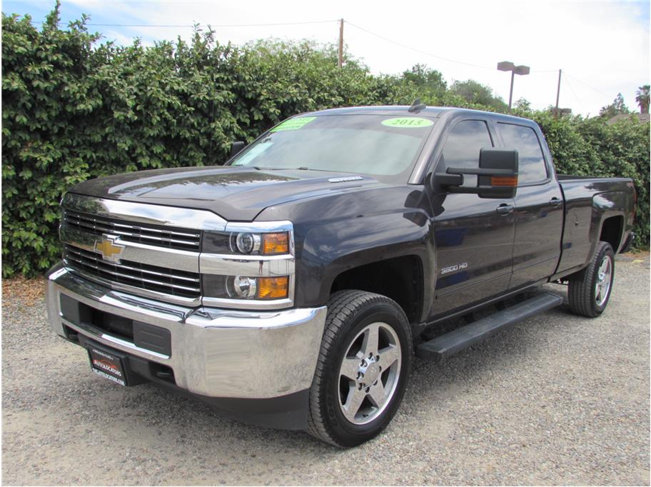 2015 Chevrolet Silverado 3500 HD Crew Cab LT Pickup 4D 8 ft SOLD!!!