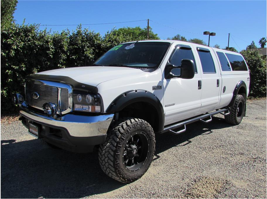 2001 Ford F350 Super Duty Crew Cab 7.3L Diesel SOLD!!!
