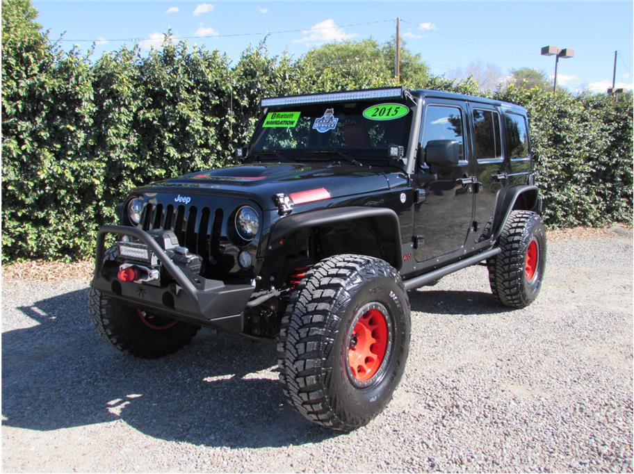 2015 Jeep Wrangler 4:88 Gears SOLD!!!