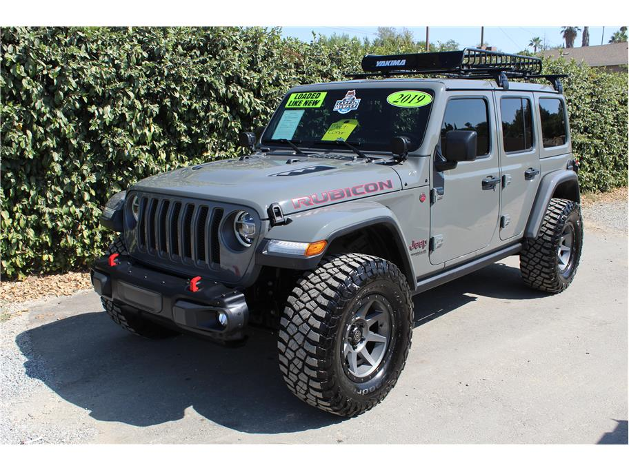 2019 Jeep Wrangler Unlimited SOLD!!!