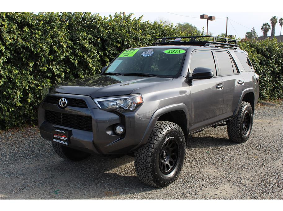 2018 Toyota 4Runner SOLD!!!