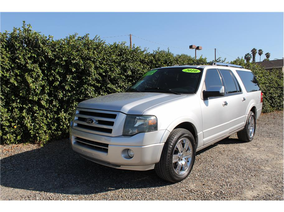 2010 Ford Expedition EL Limited Sport Utility 4D
