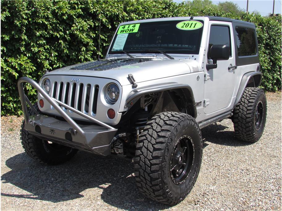 2011 Jeep Wrangler Rock Krawler Kit SOLD!!!