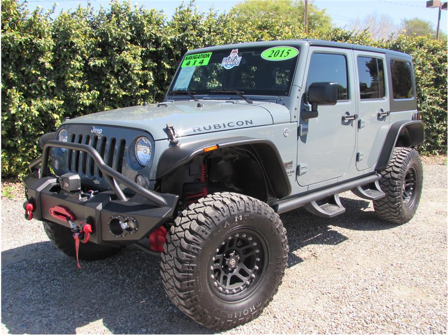 2015 Jeep Wrangler Lifted- Low Miles SOLD!!!