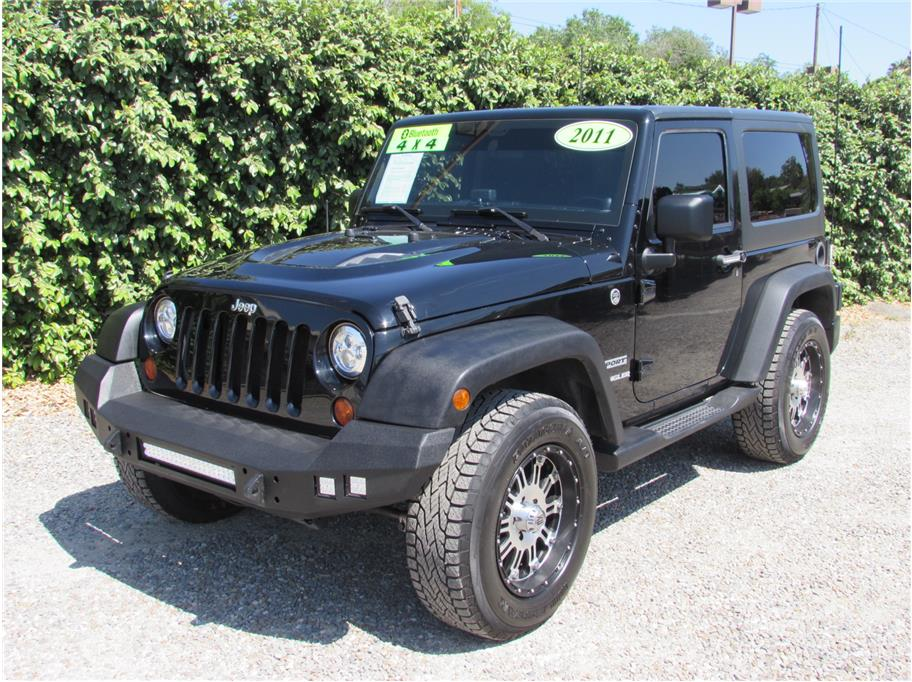 2011 Jeep Wrangler Sport SUV 2D SOLD!!!