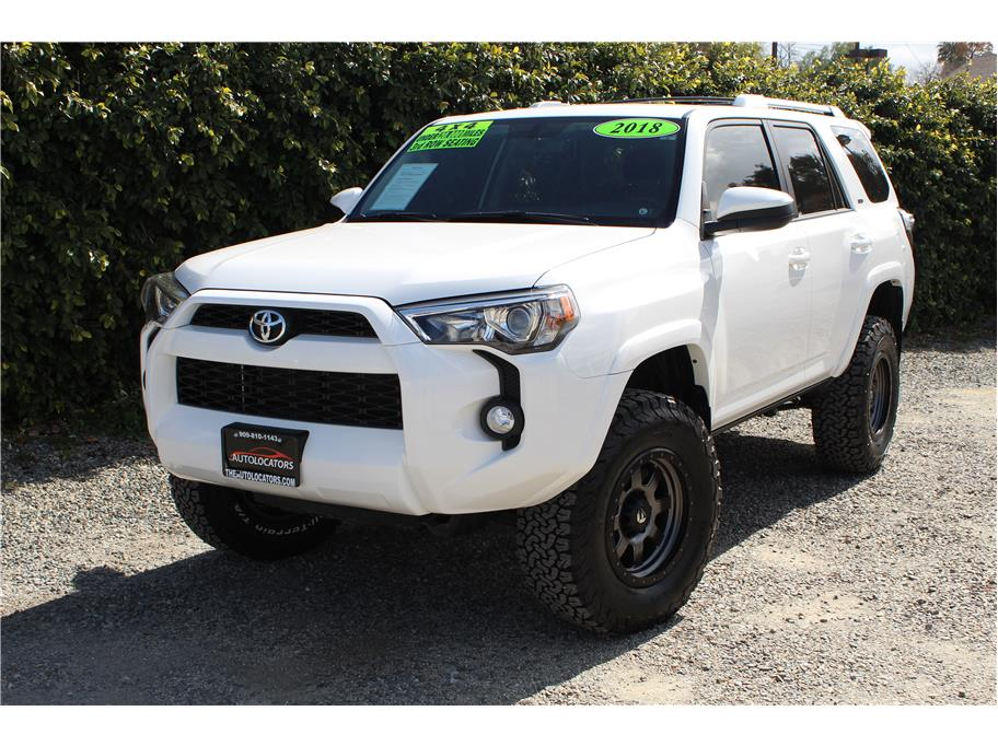 2018 Toyota 4Runner SR5 SOLD!!!
