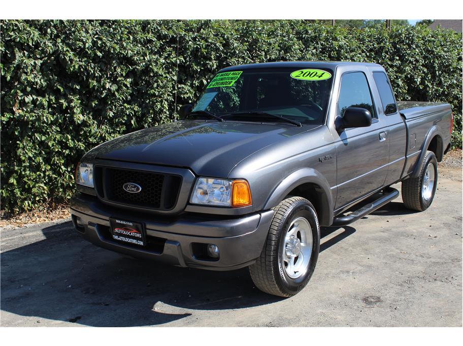 2004 Ford Ranger Super Cab Edge Pickup 2D 6 ft
