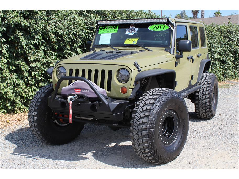 2013 Jeep Wrangler 40 inch tires SOLD!!!