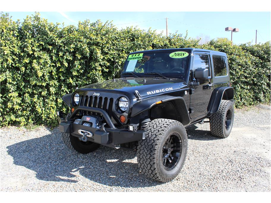 2008 Jeep Wrangler Rubicon SOLD!!!