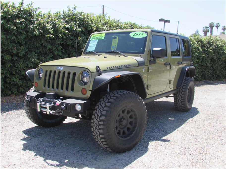 2013 Jeep Wrangler SOLD!!!