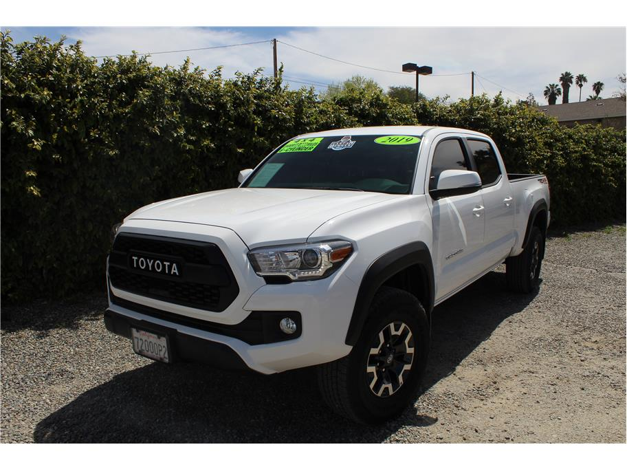 2019 Toyota Tacoma Double Cab TRD Off-Road SOLD!!!