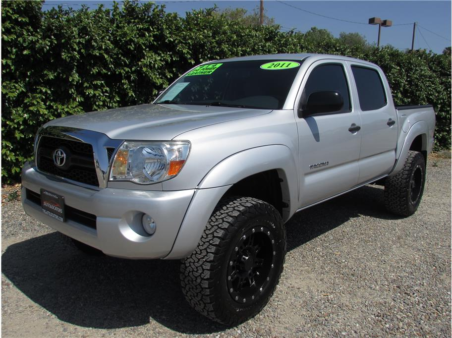 2011 Toyota Tacoma Double Cab Pickup 4D 5 ft