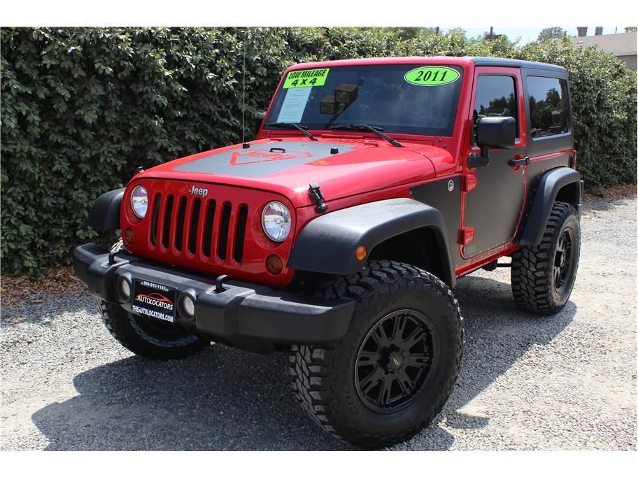 2011 Jeep Wrangler SOLD!!