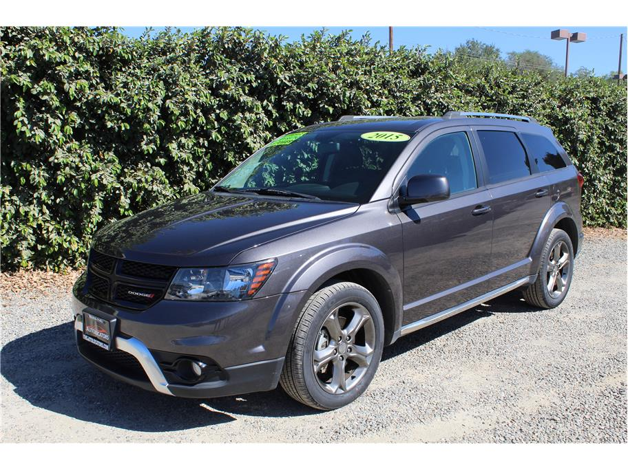 2015 Dodge Journey Crossroad SOLD!!!