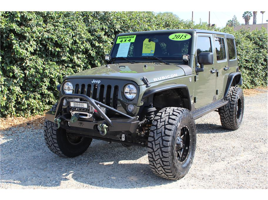 2015 Jeep Wrangler Tank SOLD!!!